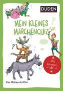Cover-Bild zu Weller-Essers, Andrea: Duden Minis (Band 41) - Mein kleines Märchenquiz / VE3