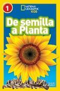 Cover-Bild zu National Geographic Readers: De Semilla a Planta (L1)