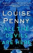 Cover-Bild zu Penny, Louise: All the Devils Are Here (eBook)