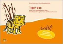 Cover-Bild zu Brinkmann, Erika: Tiger-Box 1./2. Schuljahr