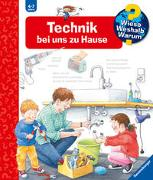 Cover-Bild zu Holzwarth-Raether, Ulrike: Wieso? Weshalb? Warum? Technik bei uns zu Hause (Band 24)