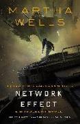 Cover-Bild zu Wells, Martha: Network Effect: A Murderbot Novel