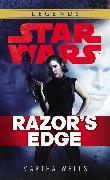 Cover-Bild zu Wells, Martha: Star Wars: Empire and Rebellion: Razor's Edge (eBook)