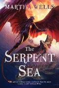 Cover-Bild zu Wells, Martha: The Serpent Sea (eBook)