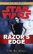 Cover-Bild zu Wells, Martha: Razor's Edge: Star Wars Legends