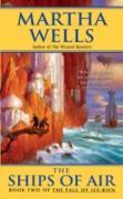 Cover-Bild zu Wells, Martha: Ships of Air (eBook)