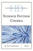Cover-Bild zu eBook Historical Dictionary of Science Fiction Cinema
