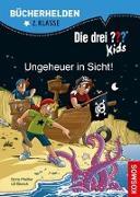 Cover-Bild zu Die drei ??? Kids, Bücherhelden 2. Klasse, Ungeheuer in Sicht!