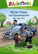 Cover-Bild zu Bildermaus - Mit der Polizei auf Spurensuche
