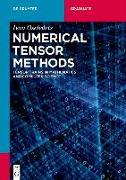 Cover-Bild zu eBook Numerical Tensor Methods