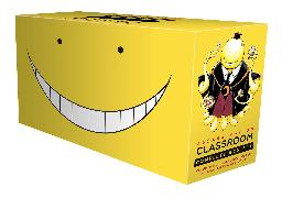 Cover-Bild zu Matsui, Yusei (Geschaffen): Assassination Classroom Complete Box Set