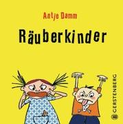 Cover-Bild zu Damm, Antje: Räuberkinder