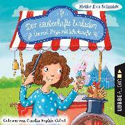Cover-Bild zu Schmidt, Heike Eva: Einmal Magie mit Schokosoße - Der zauberhafte Eisladen, (Gekürzt) (Audio Download)