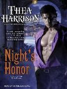 Cover-Bild zu Harrison, Thea: Night's Honor