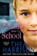 Cover-Bild zu Harrison, Thea: Peanut Goes to School (Elder Races) (eBook)