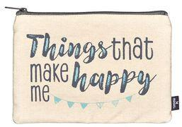 Cover-Bild zu Happy me Täschchen Things