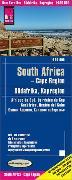 Cover-Bild zu Reise Know-How Landkarte Südafrika Kapregion / South Africa, Cape Region (1:500.000). 1:500'000