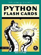 Cover-Bild zu Matthes, Eric: Python Flash Cards