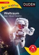 Cover-Bild zu Neudert, Cee: Dein Lesestart - Band 2: Weltraum