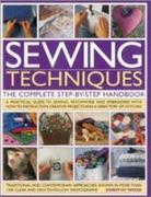 Cover-Bild zu Wood, Dorothy: Sewing Techniques the Complete Step-by-step Handbook