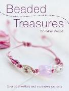 Cover-Bild zu Wood, Dorothy: Beaded Treasures