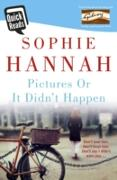 Cover-Bild zu Hannah, Sophie: Pictures Or It Didn't Happen (eBook)