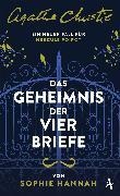 Cover-Bild zu Hannah, Sophie: Das Geheimnis der vier Briefe (eBook)