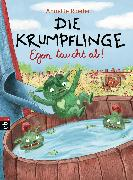 Cover-Bild zu Roeder, Annette: Die Krumpflinge - Egon taucht ab (eBook)