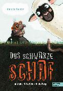 Cover-Bild zu Röder, Annette: Das schwarze Schaf (eBook)