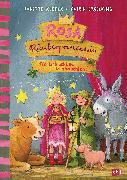 Cover-Bild zu Roeder, Annette: Rosa Räuberprinzessin - Tierisch schöne Weihnachten! (eBook)