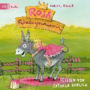 Cover-Bild zu Roeder, Annette: Rosa Räuberprinzessin (Audio Download)