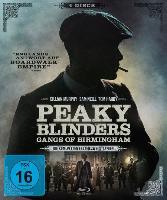Cover-Bild zu McCarthy, Colm (Prod.): Peaky Blinders - Gangs of Birmingham - Staffel 1 & 2
