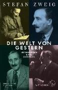 Cover-Bild zu Zweig, Stefan: Die Welt von Gestern (eBook)
