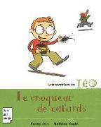 Cover-Bild zu Joly, Fanny: Le croqueur de cafards (eBook)