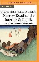 Cover-Bild zu Basho, Matsuo: Narrow Road to the Interior & Hojoki