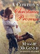 Cover-Bild zu A Cowboy's Christmas Promise (eBook) von McGinnis, Maggie