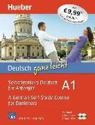 Cover-Bild zu Luscher, Renate: Deutsch ganz leicht A1. Englisch