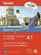 Cover-Bild zu Luscher, Renate: Deutsch ganz leicht A1. Russisch