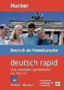 Cover-Bild zu Luscher, Renate: deutsch rapid. Deutsch-Albanisch