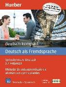 Cover-Bild zu Luscher, Renate: deutsch kompakt Neu. A2. Spanische Ausgabe / Paket