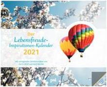 Cover-Bild zu Wolf, Doris: Der PAL-Lebensfreude-Inspirationen-Kalender 2021