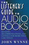 Cover-Bild zu Listener's Guide to Audio Books (eBook)