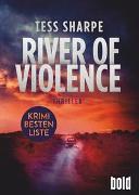 Cover-Bild zu River of Violence von Sharpe, Tess