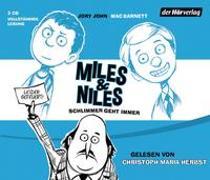 Cover-Bild zu John, Jory: Miles & Niles - Schlimmer geht immer