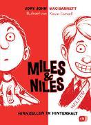 Cover-Bild zu John, Jory: Miles & Niles - Hirnzellen im Hinterhalt