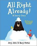 Cover-Bild zu John, Jory: All Right Already!