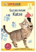 Cover-Bild zu SUPERLESER! Lucas neue Katze von Drevenstedt, Ute