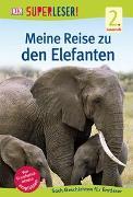 Cover-Bild zu SUPERLESER! Meine Reise zu den Elefanten