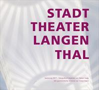 Cover-Bild zu Stadttheater Langenthal von Kuert, Simon
