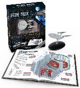 Cover-Bild zu Star Trek: The U.S.S. Enterprise NCC-1701 Illustrated Handbook Plus Collectible von Robinson, Ben